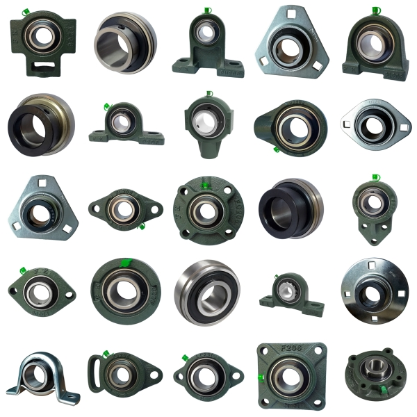 Self-Lube Housings and Inserts