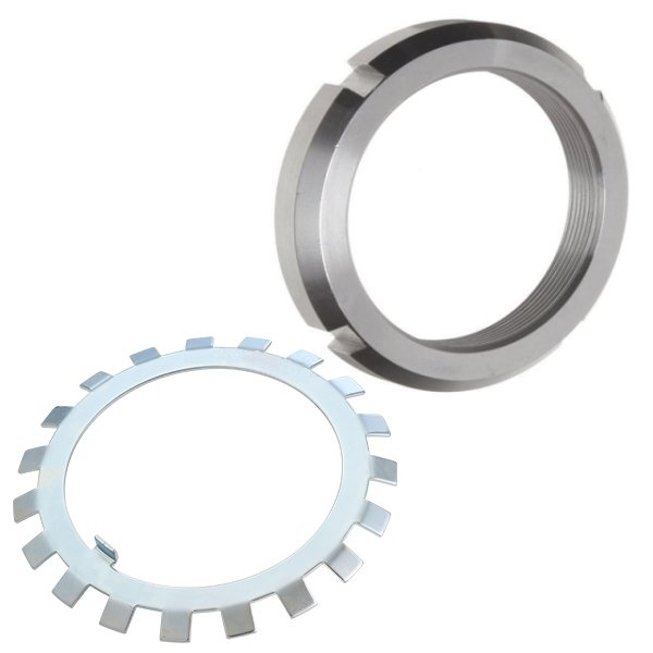 Imperial Lock nuts and Washers