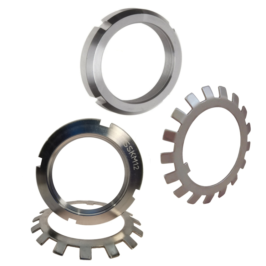 Locknuts and Washers