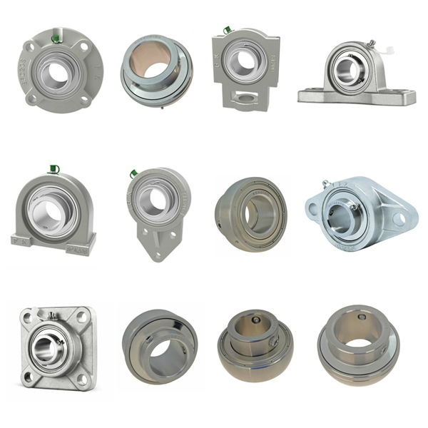Selection-Of-Stainless-Bearings-And-Housing-Units