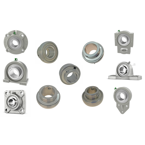 Stainless-Steel-Bearings-And-Housing-Units