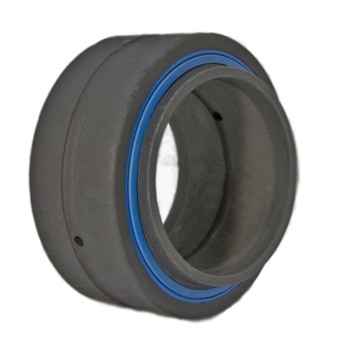 GE-HO-2RS Plain Spherical Bearings Steel On Steel Liner Extended Inner Rings