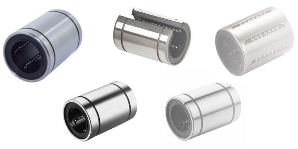 Selection of Linear Ball Bearings