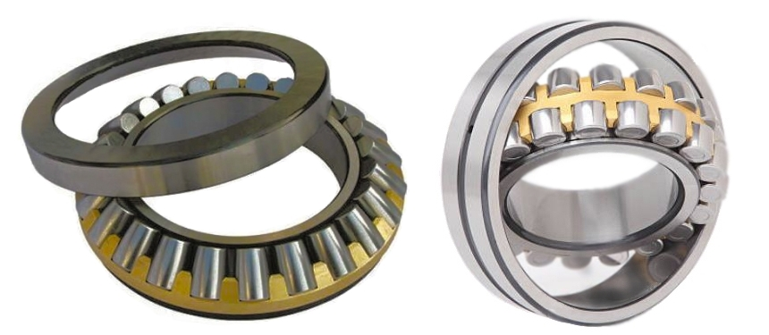 Spherical Roller Bearings and Spherical Thrust Bearings Background Image