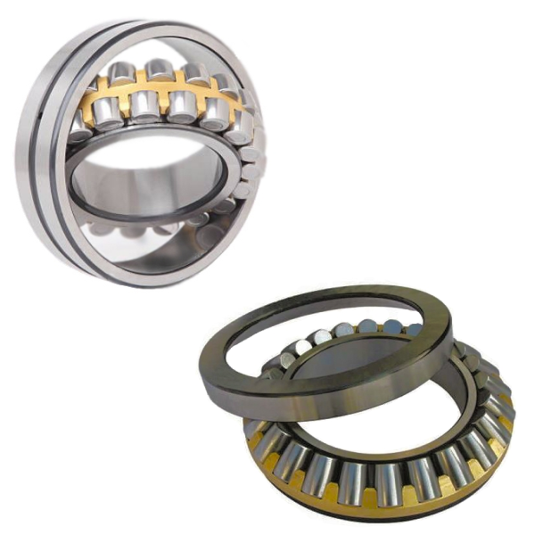 Spherical Roller Bearings and Spherical Thrust Bearings