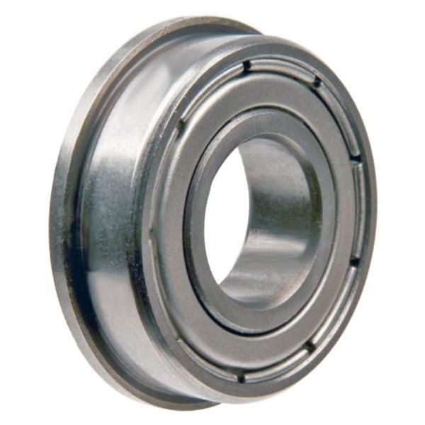 Flanged Shielded Miniature Ball Bearings