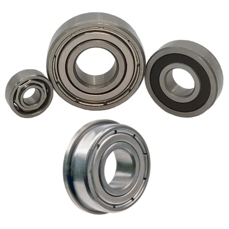 Imperial Dimension Miniature Ball Bearings