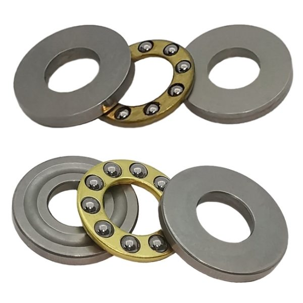 Miniature Thrust Ball Bearings Range