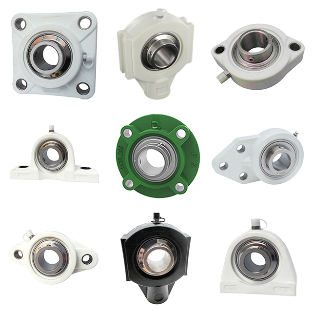 Thermoplastic Housing Units From Midland Bearings