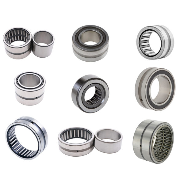 Machined-Needle-Roller-Bearings